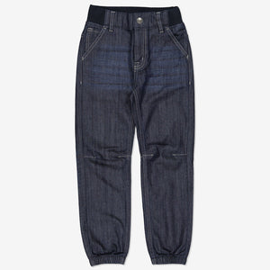 Loose Fit Kids Jeans Blue