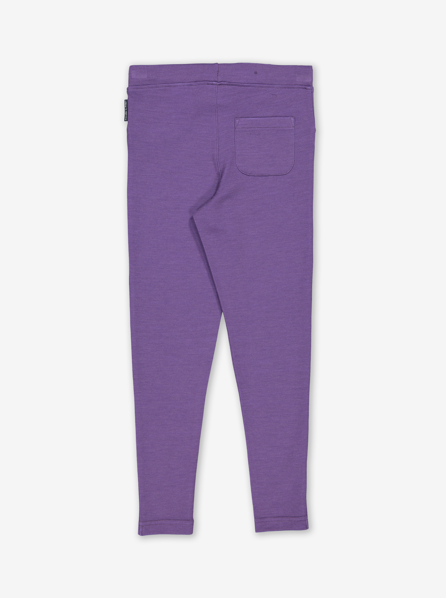 Cotton Lined Merino Kids Leggings