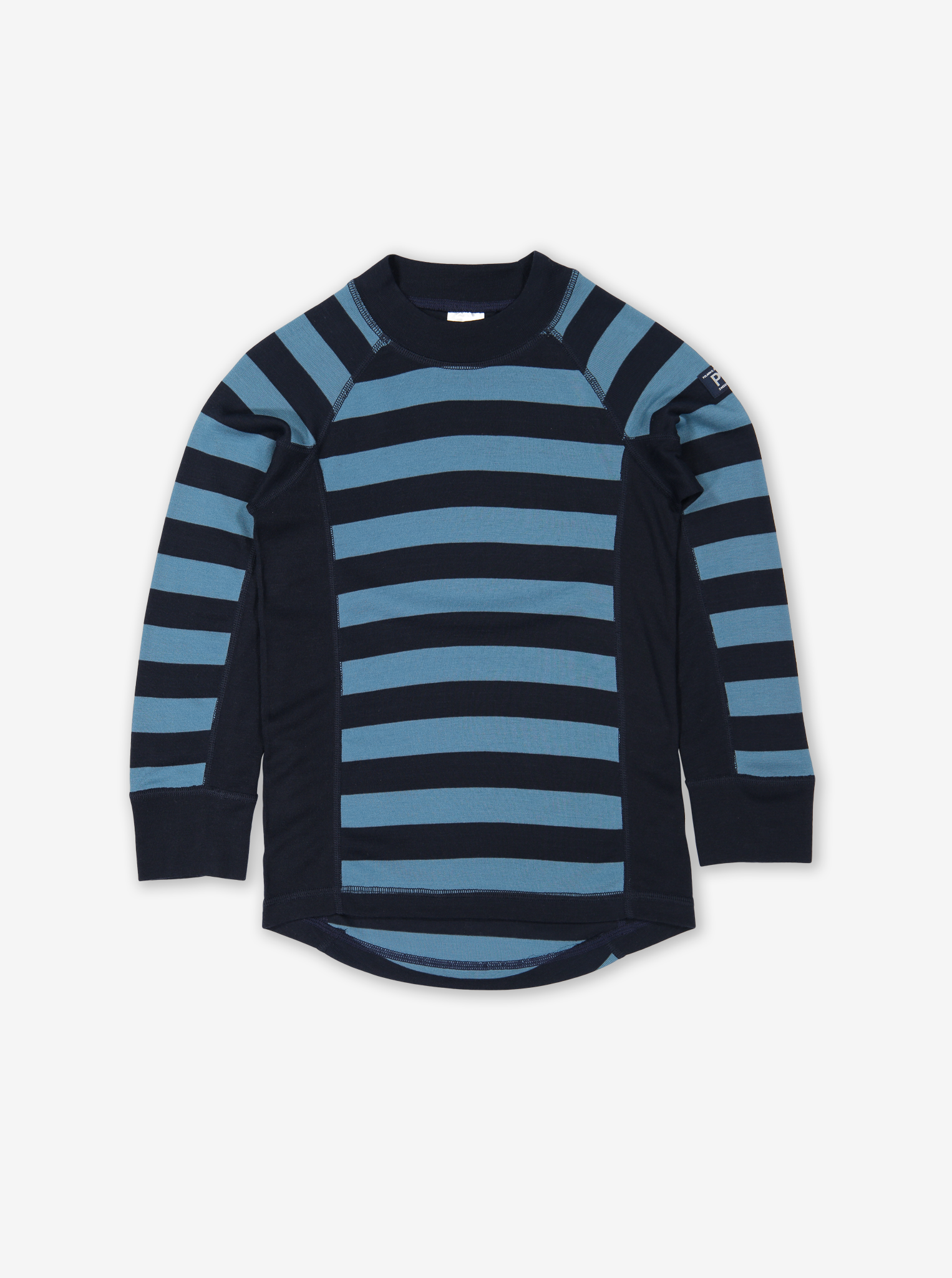 Kids Striped Thermal Top