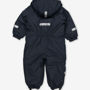 Fleeced Lined Padded Baby Winter Overall