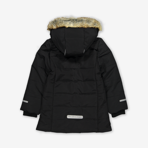 Longline Kids Padded Winter Coat