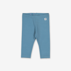 Organic Baby Leggings Grey
