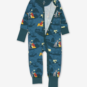 Lady & The Tramp Kids Onesie Pyjamas Blue