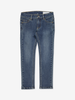 Super Slim Stretch Fit Kids Jeans Blue Unisex 1-12y