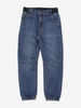 Loose Fit Kids Jeans Blue Boy 6-12y