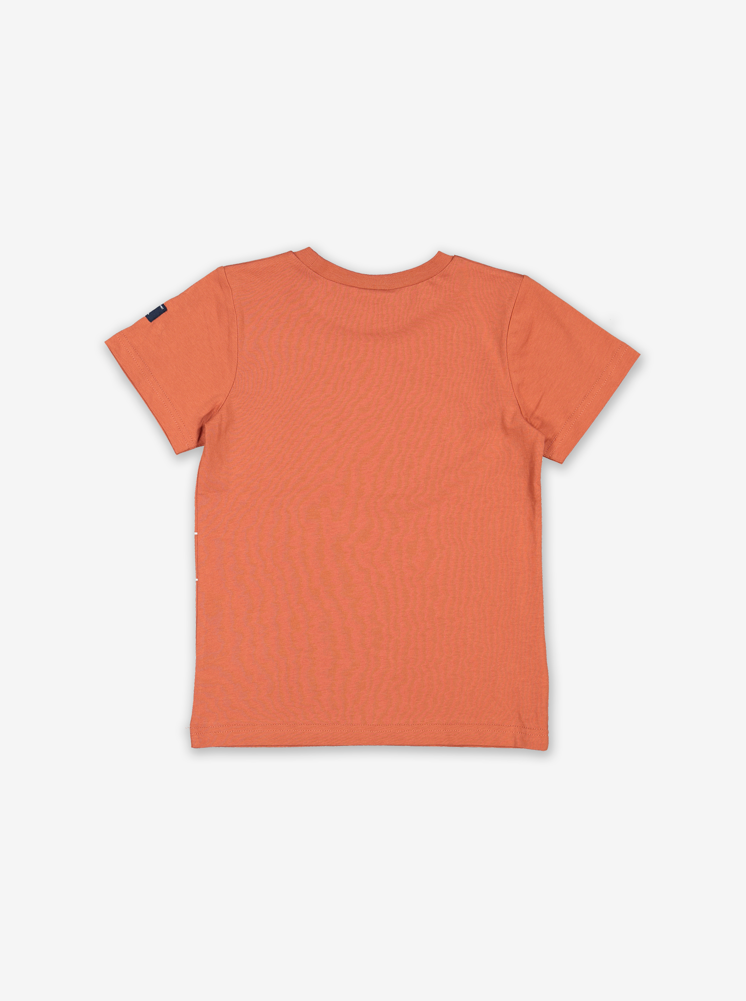 Organic Kids T-Shirt-Unisex-1-6y-Orange