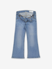 Kids Flared Jeans-Girl-1-12y-Blue