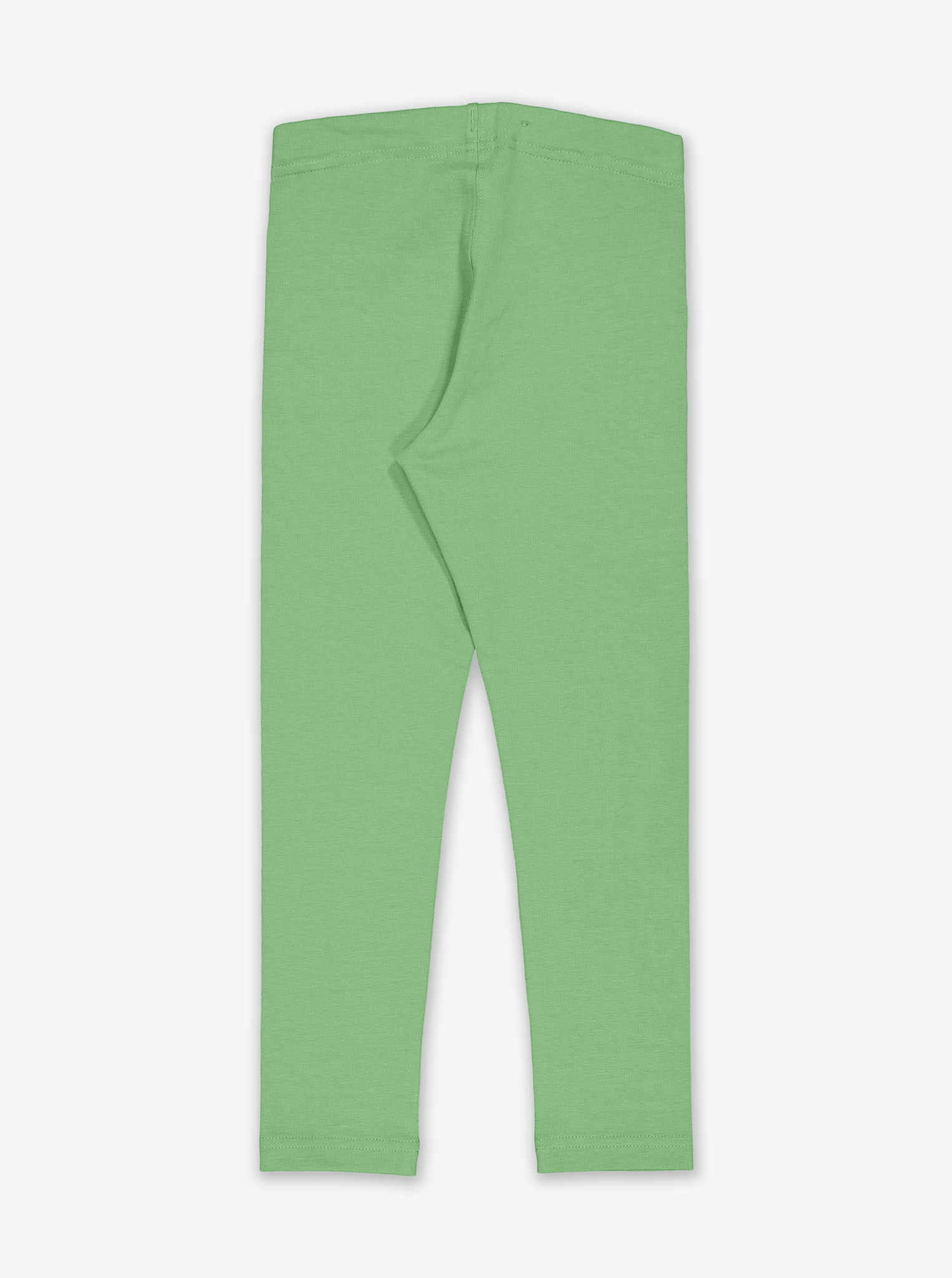 Organic Kids Leggings-Unisex-1-6y-Green