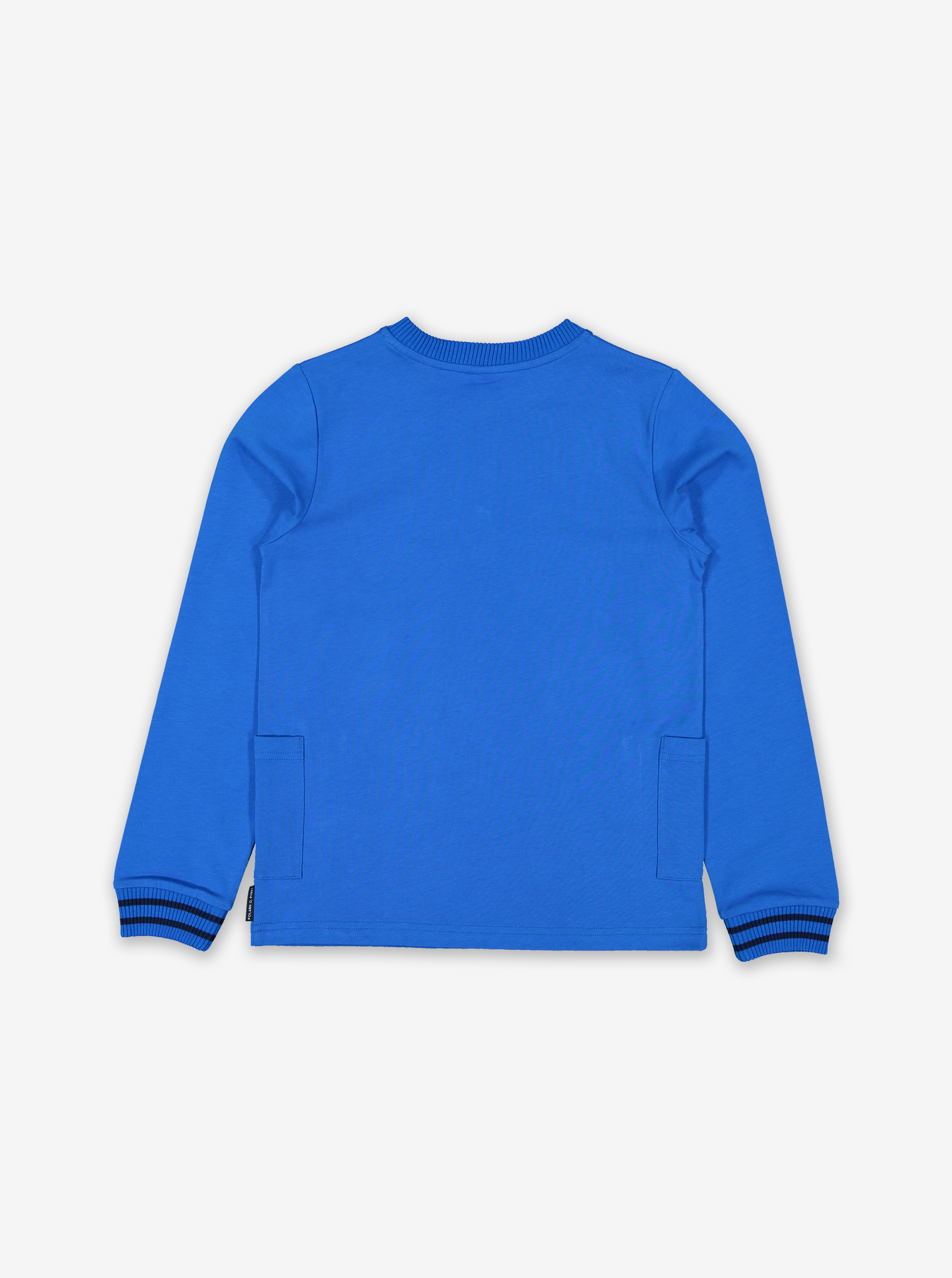 Kids Pocket Top -Boy-6-12y-Blue