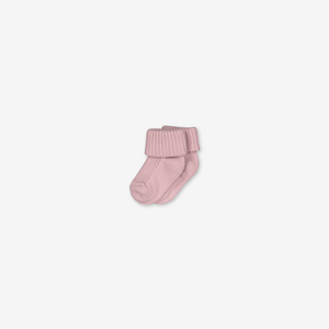 Baby Socks-Girl-0-9m-Pink