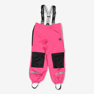 Kids Waterproof Shell Trousers
