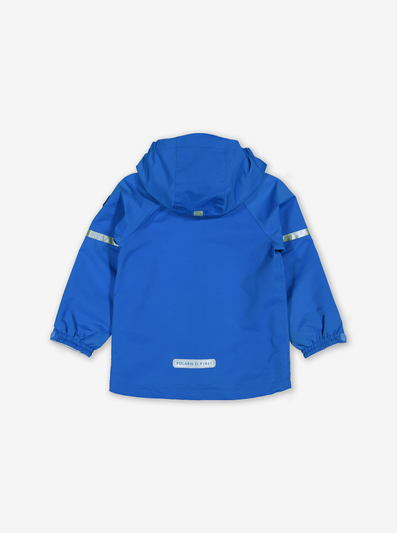 Waterproof Kids Shell Jacket-Boy-Blue-1-6y
