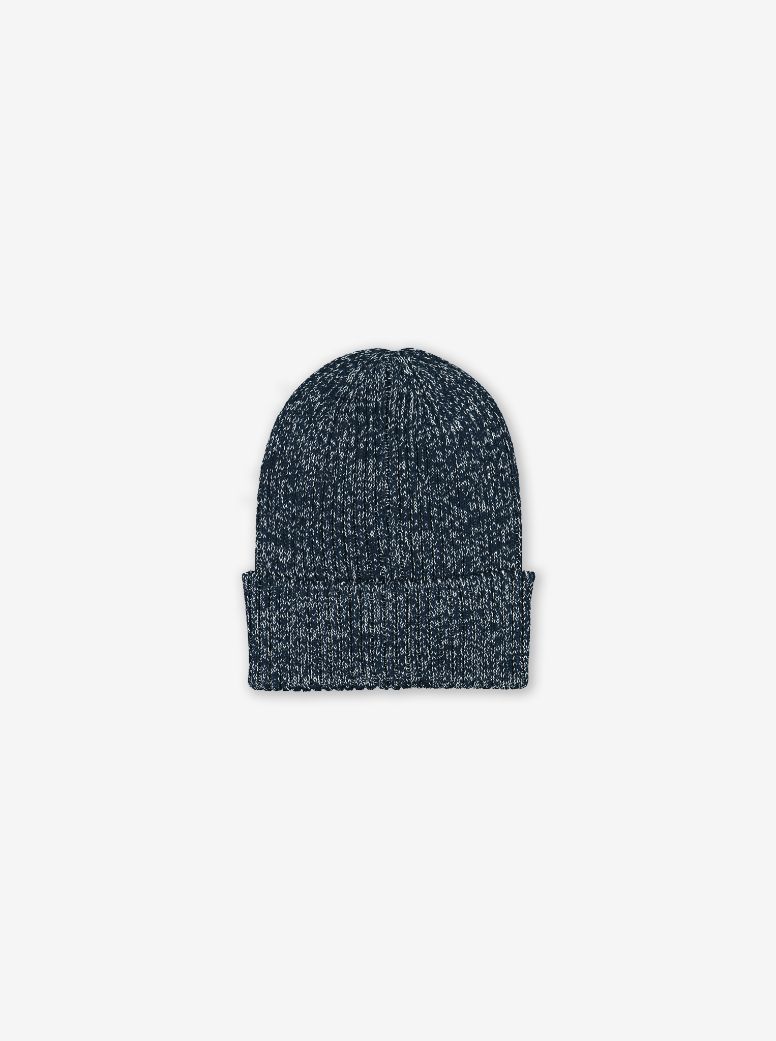 Kids Reflective Beanie Hat-Unisex-Blue-2-12y