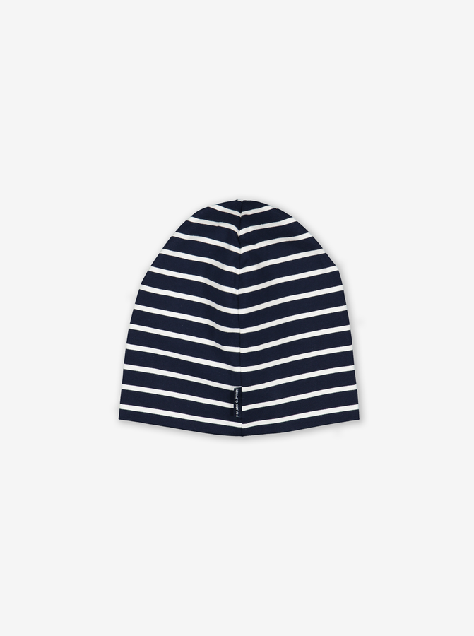 Organic Cotton Kids Beanie Hat