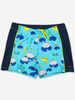 Swim shorts with frog print-Boy-6-12y-Orange