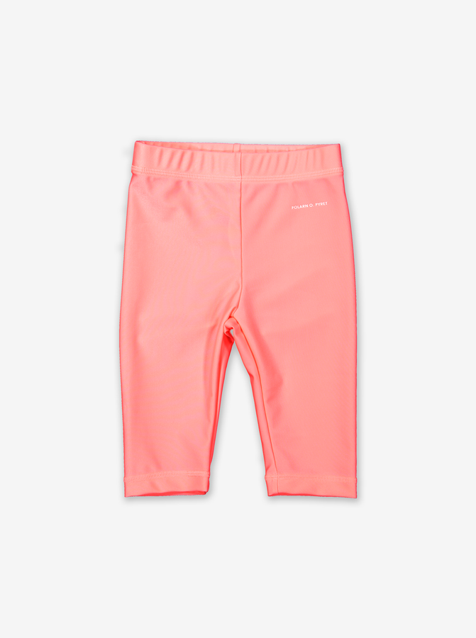 UPF 50 Kids Swim Leggings-Girl-6m-6y-Pink