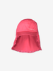 Sun cap with UV protection-Unisex-9m-9y-Pink
