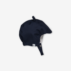 Helmet Hat For Baby-Boy-Blue-4m-2y