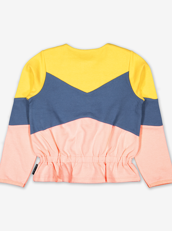 Zippered Kids Sweatshirt
