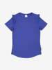 Ribbed Kids Top-Girl-6-12y-Blue