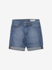 Denim Kids Shorts-Unisex-6-12y-Blue