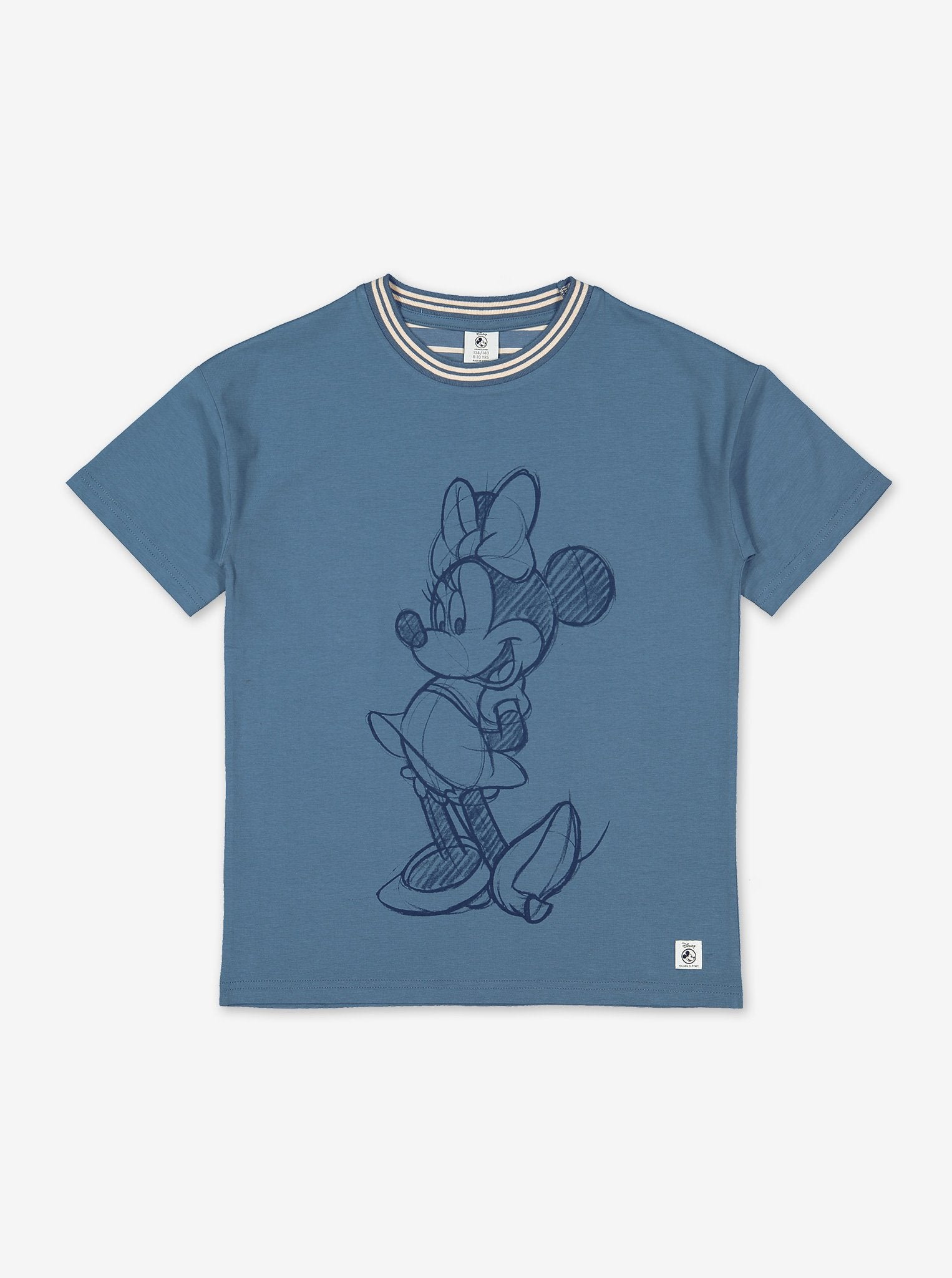 Minnie Mouse Oversized Kids T-Shirt