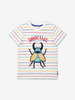 Embroidered Bug Kids T-Shirt