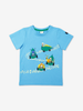 Kids Bug Racing T-Shirt-Boy-1-6y-Blue