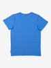 Organic Kids T-Shirt-Boy-6-12y-Blue