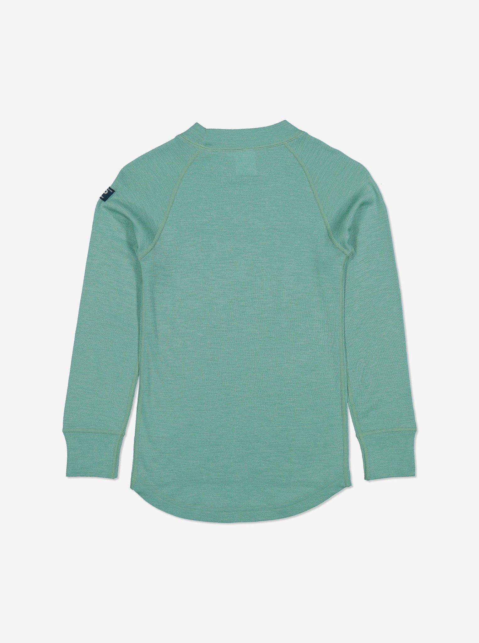 Thermal Merino Kids Top-6m-12y-Blue-Boy