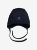 Merino Wool Baby Hat-Newborn-9m-Navy-Boy