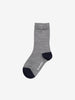 Merino Kids Socks-Unisex-4m-12y-Grey