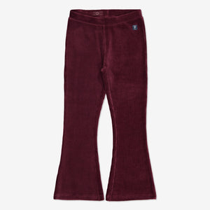 Kids Flared Cord Trousers
