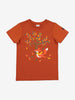 Organic Kid T-Shirt-Unisex-1-6y-Red