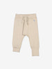 Soft Baby Trousers-Unisex-0-1y-White