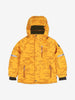 Kids Padded Winter Coat-2-10y-Yellow-Unisex