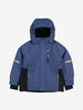 Kids Padded Winter Coat-2-12y-Blue-Boy