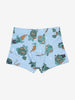 Space Print Boys Boxers-Boy-1-12y-Blue