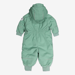 Waterproof Lightly Padded Baby Overall-2-9m-Blue-Boy