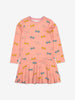 Cotton Lined Merino Kids-1-8y-Pink-Girl
