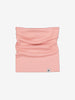 Merino Kids Neck Warmer-One Size-Pink-Girl