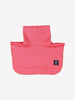 Merino Wool Kids Neck Warmer-4m-12y-Pink-Girl