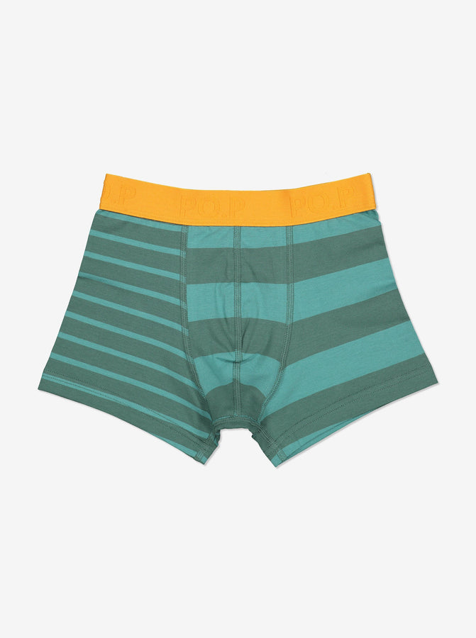 Striped Boys Boxers