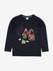 Digger Bear Kids Top