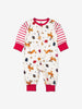 Kids Organic Pluto Onesie 0-4years Natural Unisex
