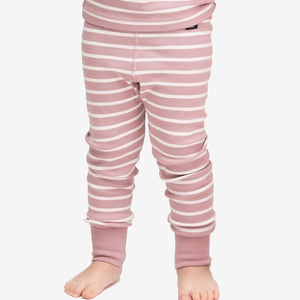 Kids Striped Organic Top
