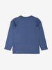 Boys Blue Long Sleeved Basketball Top