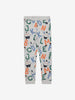 Unisex Kids Alphabet Grey Trousers