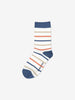 Boy Blue 2 Pack Kids Socks