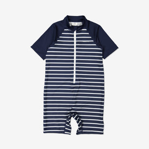 UV Kids Navy Swimsuit